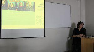 Profesora Pamela Romero participó del tercer Congreso Internacional de Periodismo SEAP Chile