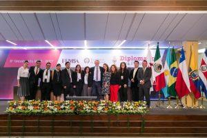 Roberto Herrscher en el Diplomado para periodistas del TEC de Monterrey y FEMSA.